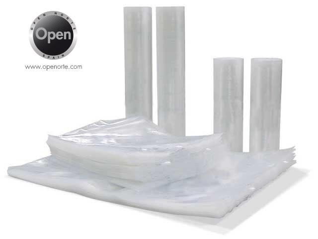 Bolsas de envasado Open