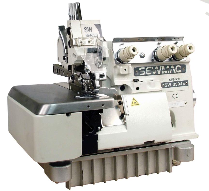Máquina Overlock Modelo SW 330