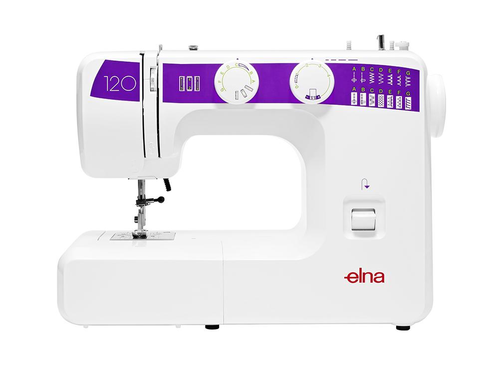 maquina de coser elna 120