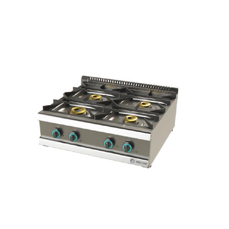 Open Norte | Cocinas a Gas Sobremesa Modelo CG400B